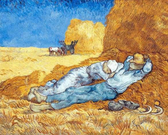 Van Gogh - La Meridienne