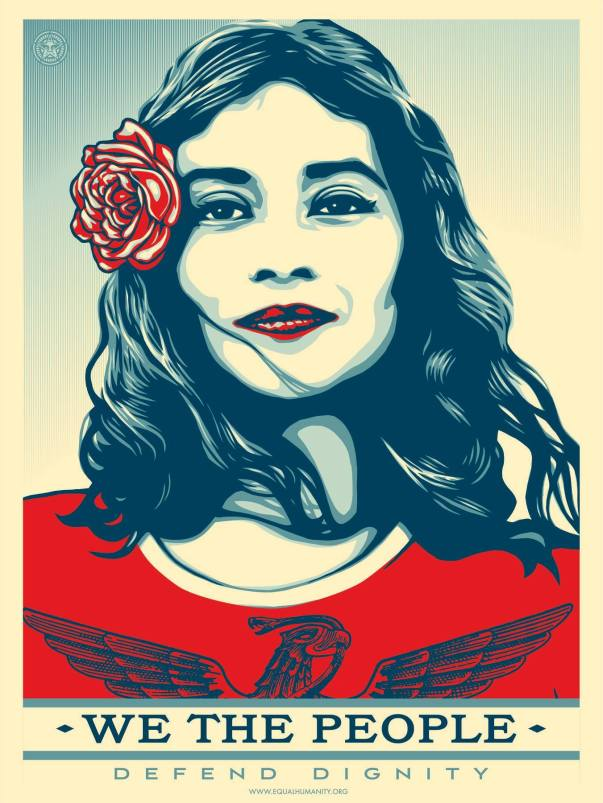 We the People (Latina) poster