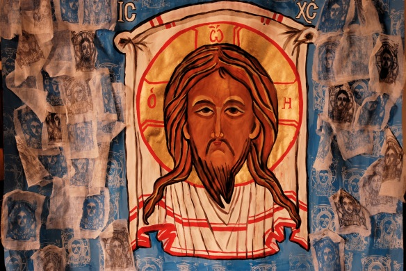 GTU Jesus icon face