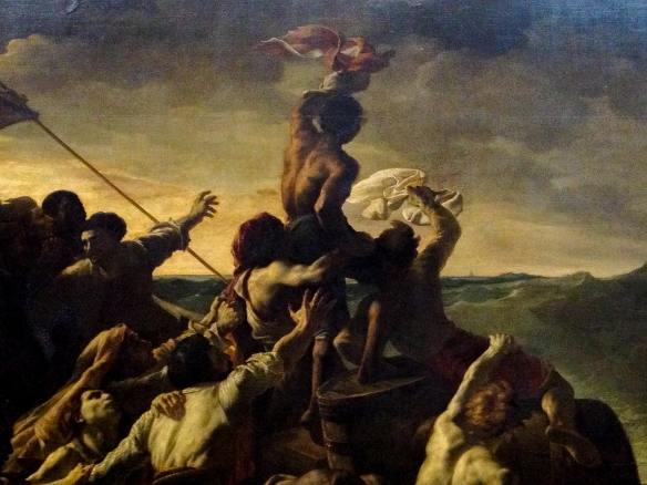 Théodore Géricault, The Raft of the Medusa (1818-19). Paris, Musée du Louvre.