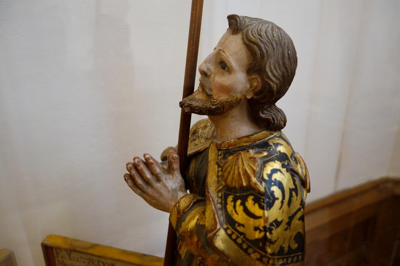 Camino de Santiago pilgrim, Museum of the Pilgrimage, Astorga