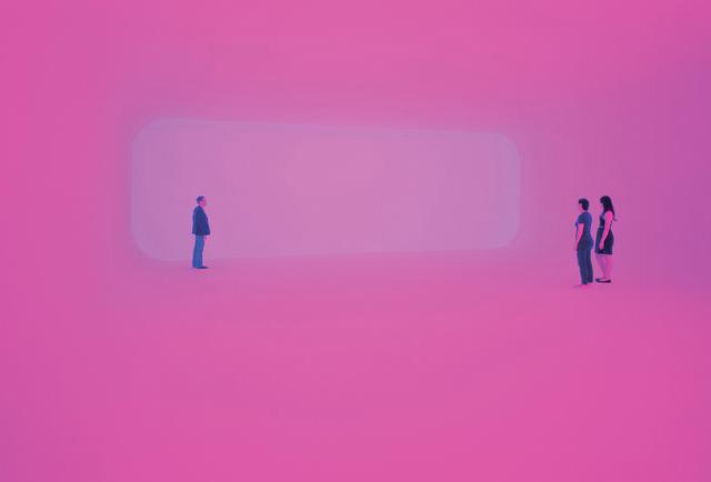 James Turrell, Breathing Light (2013)