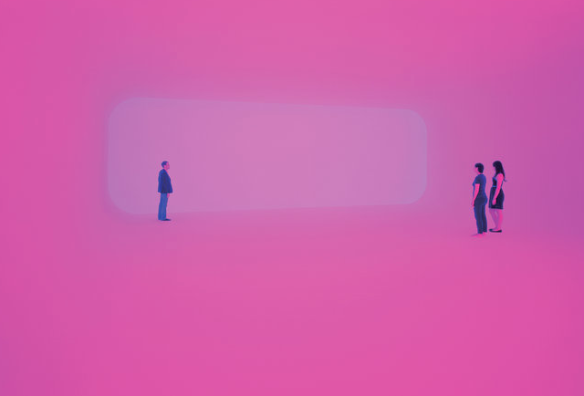 James Turrell, Breathing Light (2013)