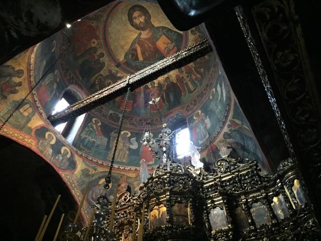 Katholikon of the Holy Monastery of St. John the Theologian